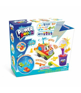 Licence 2 Play Power Dough Large - Vehicles