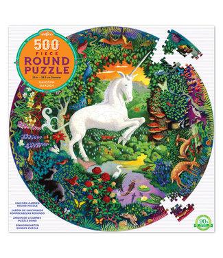 eeBoo Unicorn Garden
