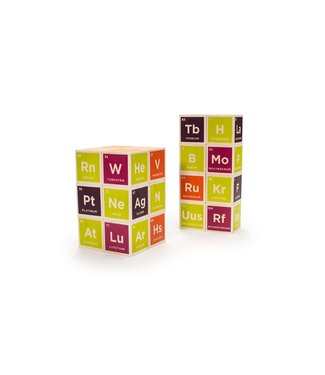 Uncle Goose 20 Block Periodic Table Set