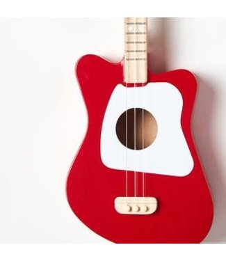 Loog Mini Guitar (red)
