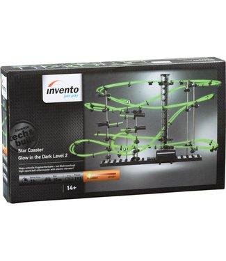 Invento Star Coaster Level 2 - Glow in the Dark