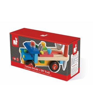 Janod Brico' Kids DIY Truck