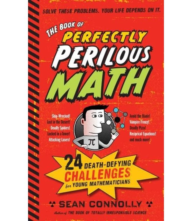 Workman Publishing The Book of Perfectly Perilous Math
