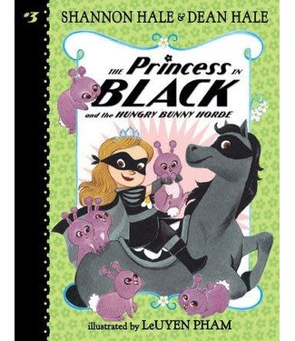 Penguin Random House The Princess in Black and the Hungry Bunny Horde