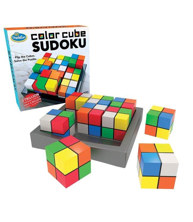 Thinkfun Color Cube Sudoku
