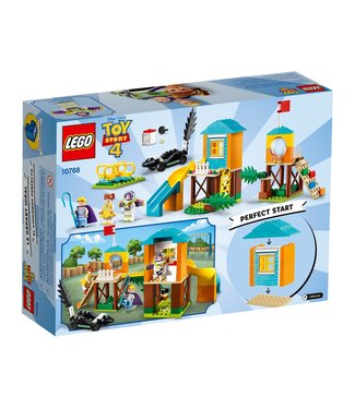 LEGO Buzz & Bo Peep's Playground Adventure - 10768