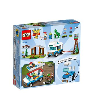 LEGO Toy Story 4 RV Vacation - 10769