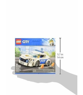 LEGO Police Patrol Car - 60239