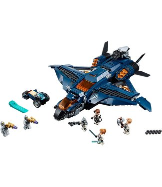 LEGO Avengers Ultimate Quinjet - 76126