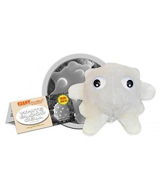 Giant Microbes Microbes - White Blood Cell