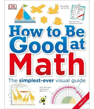 Penguin Publishing How to Be Good at Math