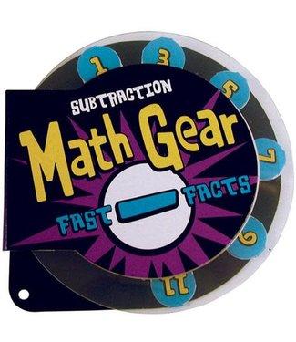 Innovative Kids Math Gear - Subtraction