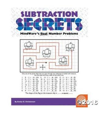 Math Mosaics: Subtraction Secrets