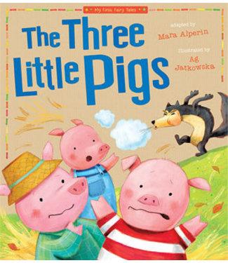 Tiger Tales Three Little Pigs