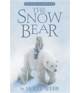 Tiger Tales The Snow Bear - Winter Journeys