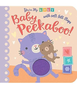 Tiger Tales Baby Peekaboo! - You're My Baby
