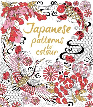 Usborne Japanese Patterns to Color