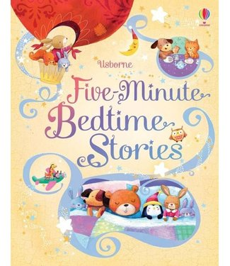 Usborne Five Minute Bedtime Stories