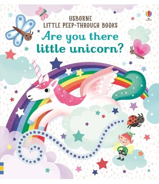 Usborne Are You There Little Unicorn?