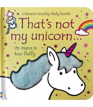 Usborne That's Not My Unicorn...