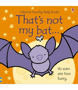 Usborne That's Not My Bat...