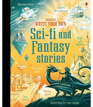 Usborne Write Your Own Sci-Fi and Fantasy Stories