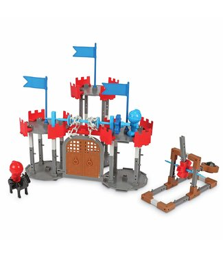 Learning Resources Castle Engineering & Design Building Set