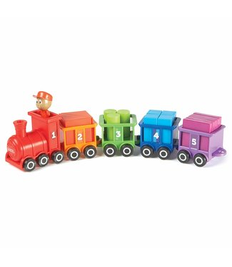 Learning Resources Count & Color Choo Choo