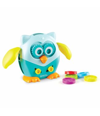 Educational Insights Hoot the Fine Motor Owl