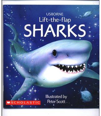 Usborne Lift-the-flap Sharks