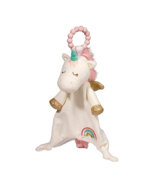 Douglas Unicorn Teether - 10""
