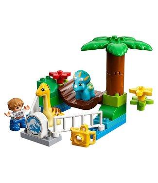 LEGO DUPLO® Gentle Giants Petting Zoo - 10879