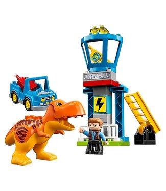 LEGO DUPLO® T. rex Tower - 10880