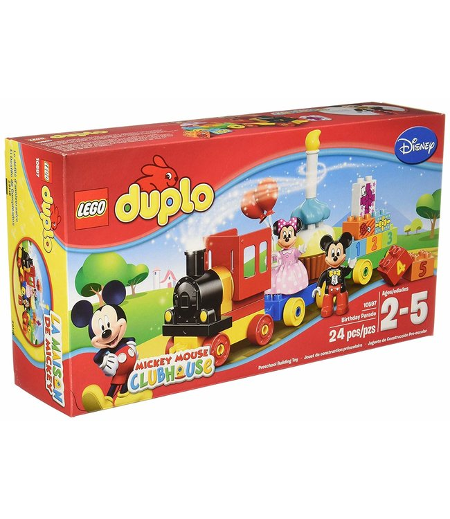 LEGO DUPLO® Mickey & Minnie Birthday Parade - 10597