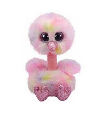 TY Avery, Multicolored Ostrich Medium