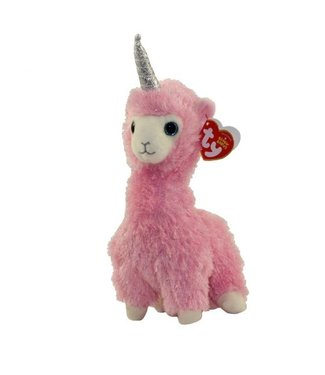 TY Lana, Pink Llama with Horn