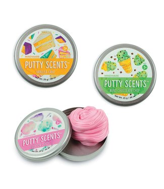 Mindware Putty Scents - Sweet Treats 3-Pack