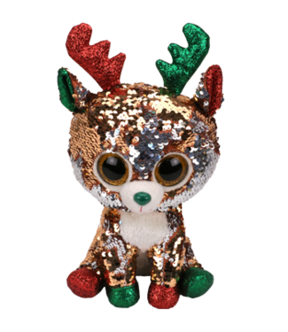 TY Tegan Reindeer (Flippable)