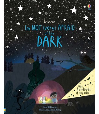 Usborne I'm Not (Very) Afraid of the Dark