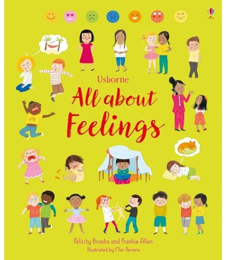 Usborne All About Feelings
