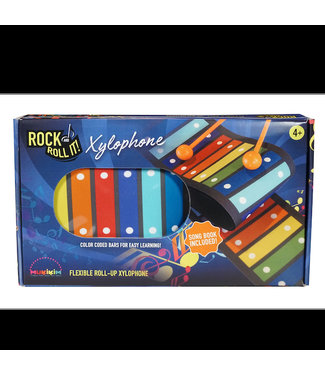 Mukikim Rock and Roll It Xylophone - Rainbow
