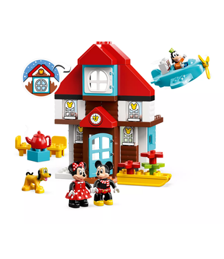 LEGO Mickey's Vacation House - 10889