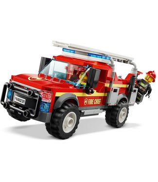 LEGO Fire Chief Response Truck - 60231