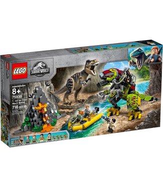 LEGO T. Rex vs Dino-Mech Battle - 75938