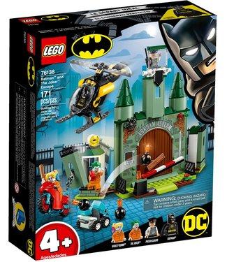 LEGO Batman and The Joker Escape - 76138