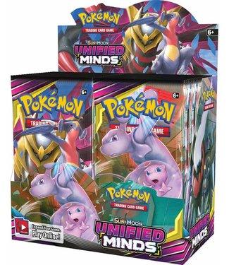Pokémon Unified Minds Booster
