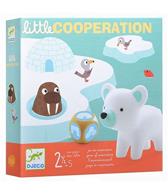 Djeco Little Cooperation Little Game