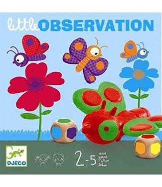 Djeco Little Observation Little Game