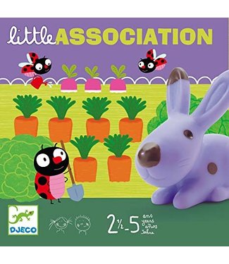 Djeco Little Association Little Game