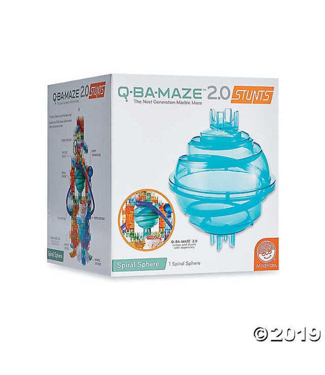 Mindware Q-Ba-Maze Spiral Sphere